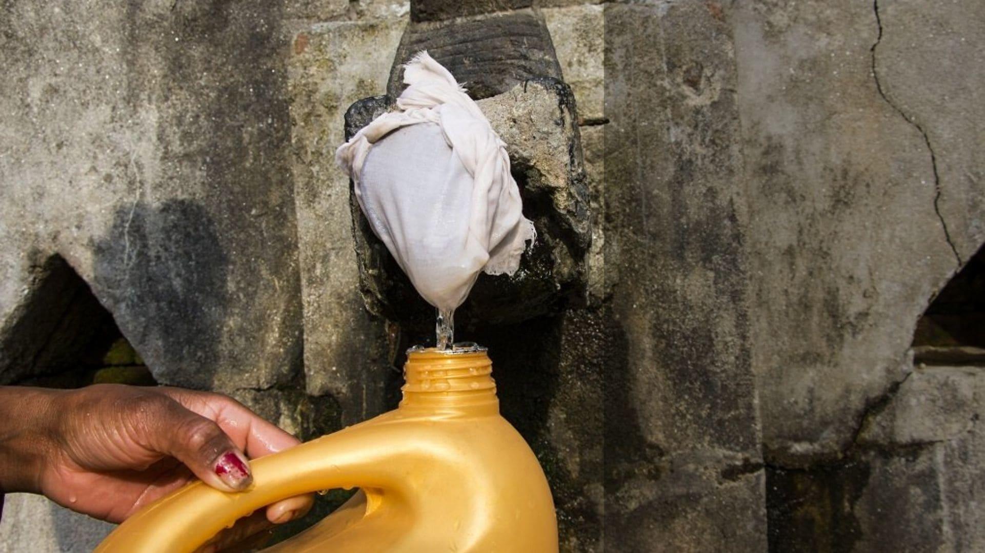 Coronavirus Outbreak: In Kathmandu, ancient stone water spouts offer solace during lockdown