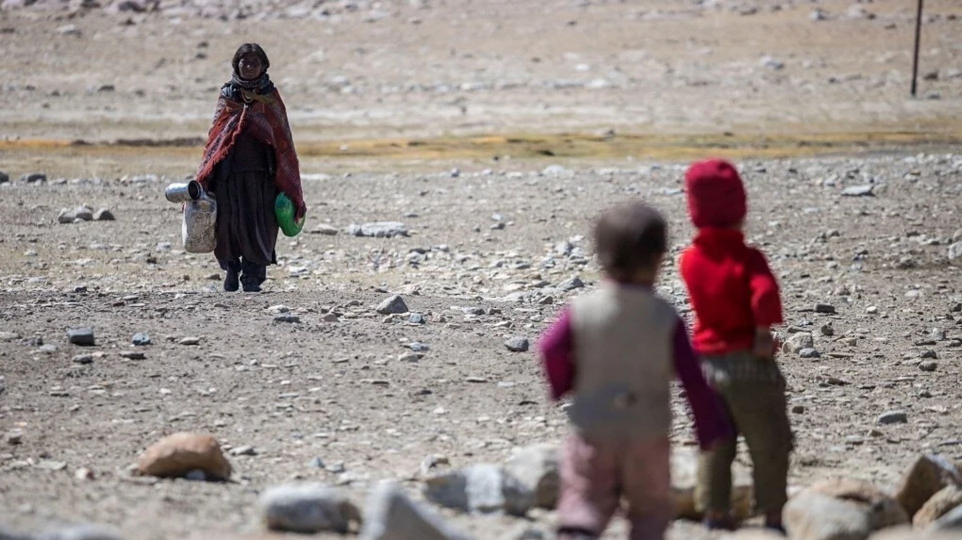 COVID-19 crisis highlights long-term neglect of Himalayan women in determining water policies