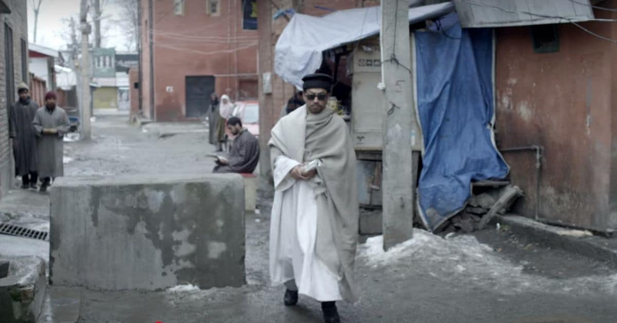 Irrfan as Roohdaar in Haider