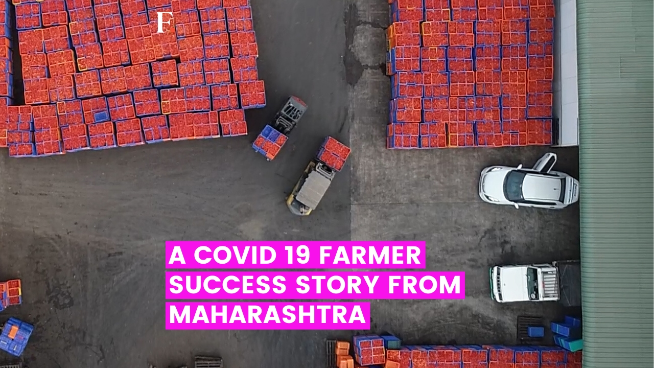 8000 farmers sell produce worth 4 crores directly to consumers using new app