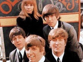 Astrid Kirchherr, photographer of The Beatles, dies at 81; Ringo Starr, George Harrison's wife tweet condolences