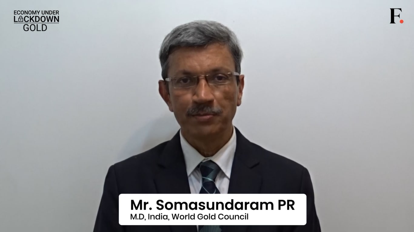 'It's up to this industry to see how they will leverage the opportunities in new India': Mr Somasundaram talks about future of gold sector, needed policy reforms