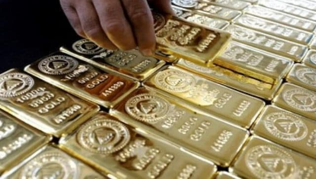 Gold prices fell to lowest in 10 months today, down by Rs 11,000 since August high; here's why