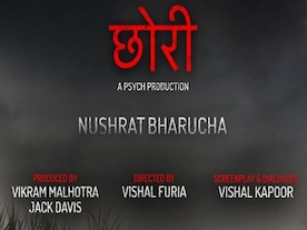 Nushrat Bharucha to lead Chhori, Hindi remake of Marathi horror film Lapachhapi, backed by Abundantia Entertainment, Crypt TV