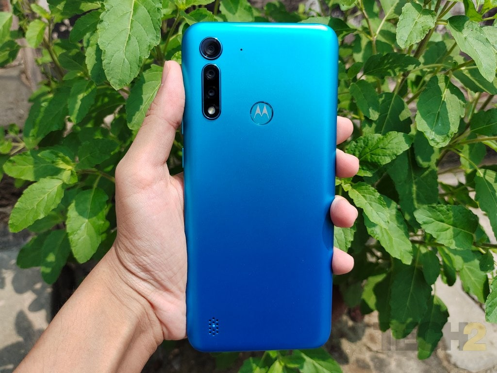 Motorola G8 Power Lite Review: A gorgeous-looking powerhouse with a few compromises