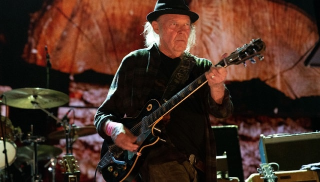 Neil Young files copyright infringement lawsuit against Donald Trump's campaign for using his songs