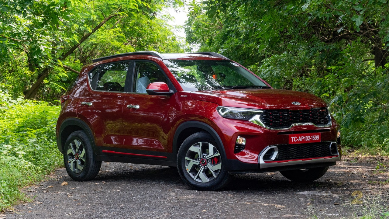 First Drive Review The Kia Sonet Is The Compact Suv To Beat Technology News Firstpost