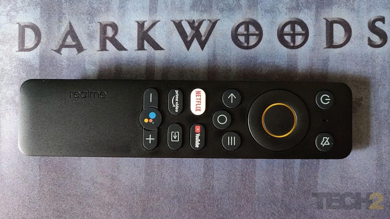 Realme remote--