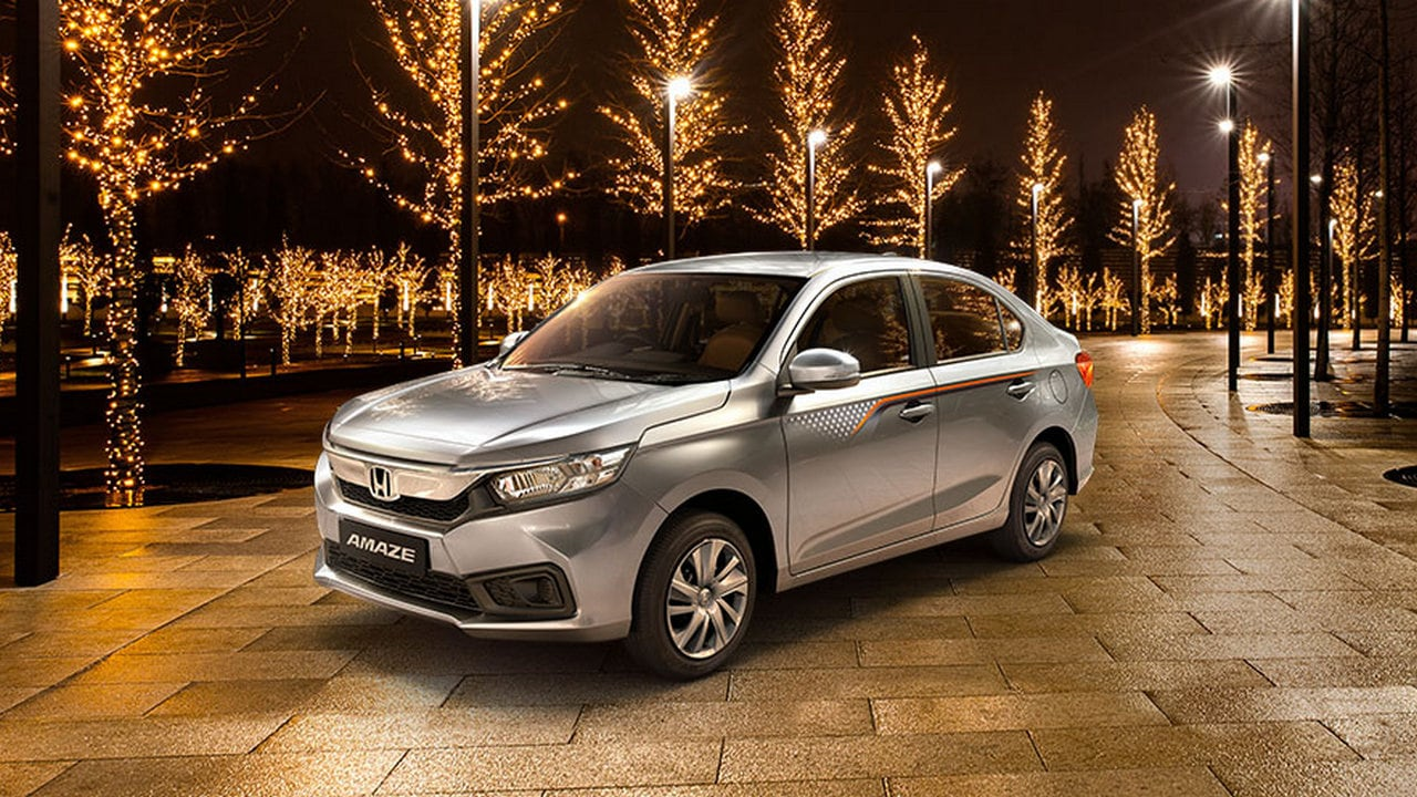 Honda Amaze Special Edition launched in India at a starting price Rs 7 lakh: All you need to know
