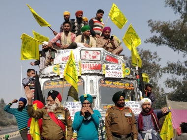 Watch: What happened during the tractor rally in Delhi