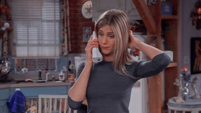 Rachel Green's character quirk uncovered? Viral video shows Friends star Jennifer Aniston's vocal tick across the show