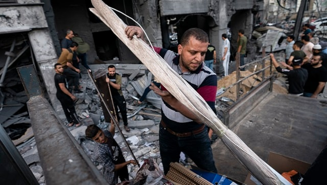 Egyptian mediators hold talks to make Israel-Hamas ceasefire concrete; over 250 dead in latest war