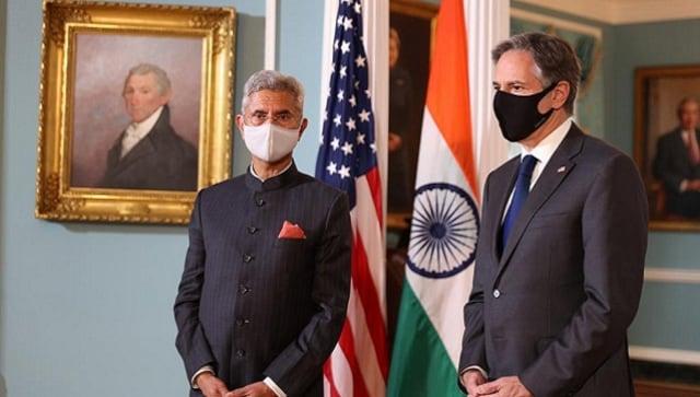 'Vital partnership': S Jaishankar, Anthony Blinken reaffirm India-US cooperation in fighting COVID-19