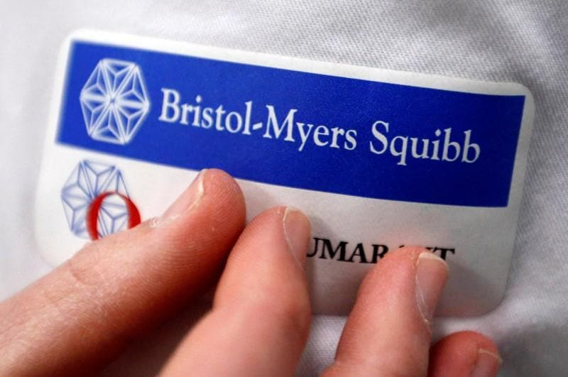 Drug firm Bristol-Myers Squibb buys U.S. rival Celgene in $74bn deal
