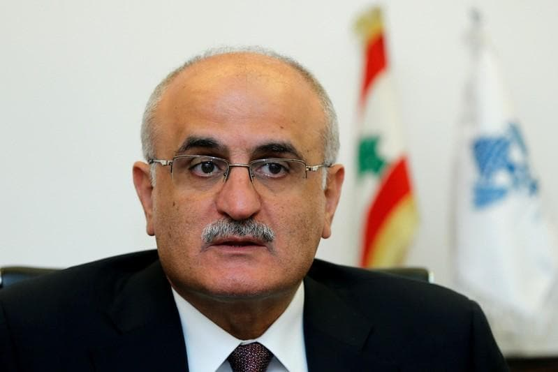 Lebanon 'absolutely not' proposing debt restructuring: finance minister
