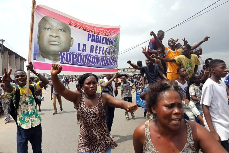 Last ditch attempt by prosecutors to keep ex-Ivorian leader in custody