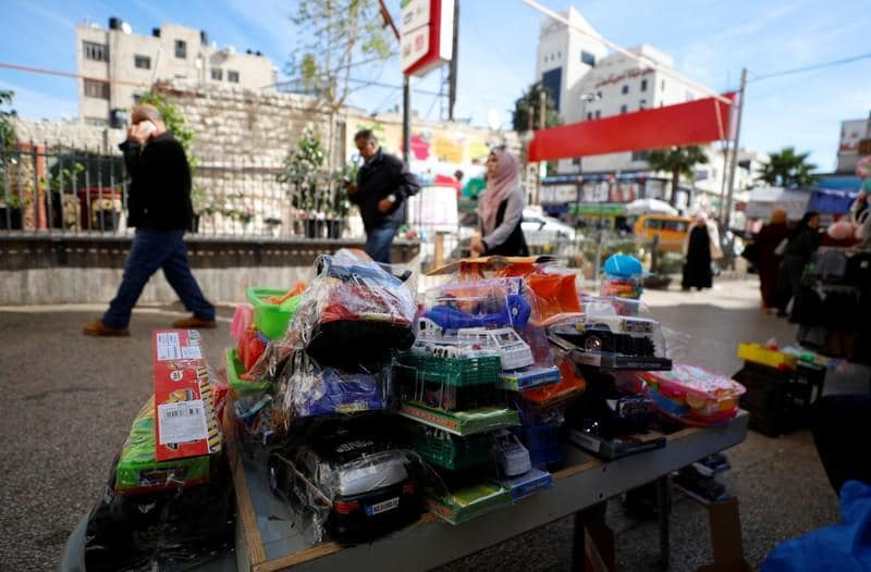Israeli TV - U.S. sees Palestinian state on most of West Bank, some of East Jerusalem