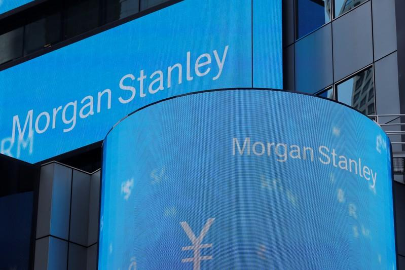 Volatile market hits Morgan Stanleys trading, wealth management