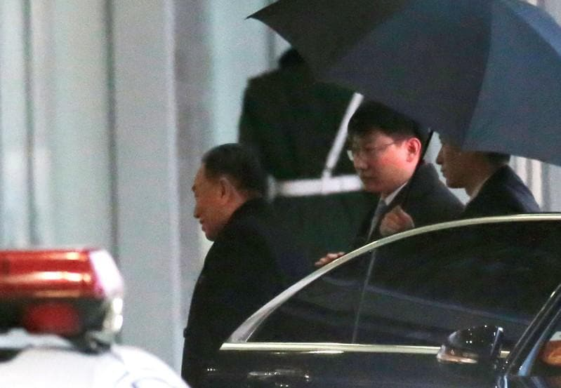 Top North Korean officials reportedly set for Washington visit