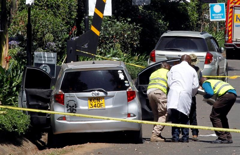 Kenyan authorities investigate local role in Nairobi attack