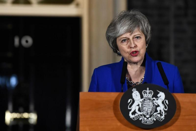 UK PM May makes no change to demands in talks with EU leaders - report