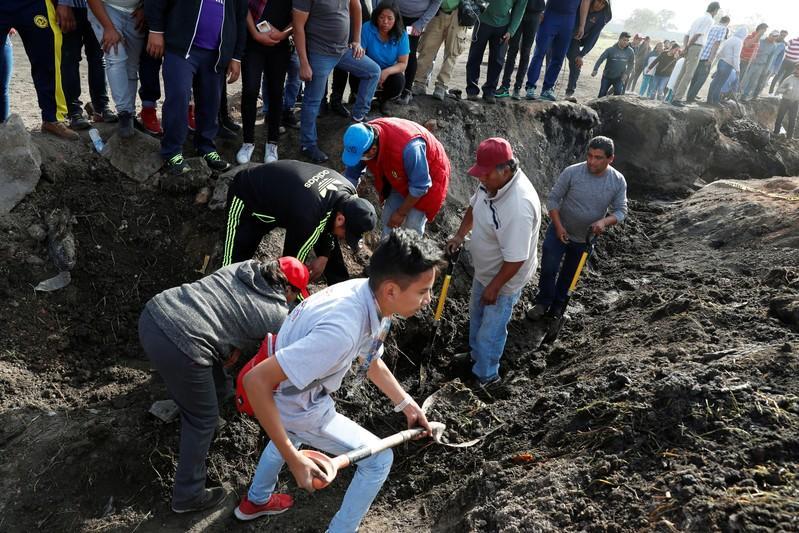 Death toll in Mexico gasoline pipeline blast climbs to 96