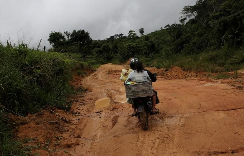 Brazil seeks to privatise key stretches of Amazon highways