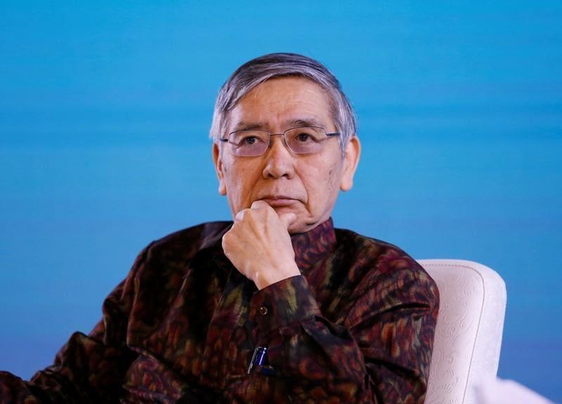 BOJs Kuroda warns fintech firms could disrupt banking system