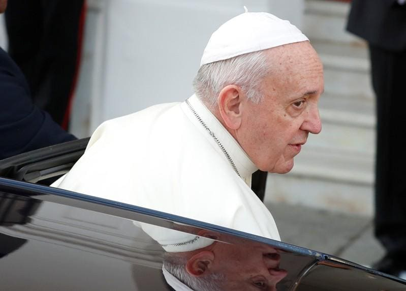 Pope says killing of women has become plague in Latin America