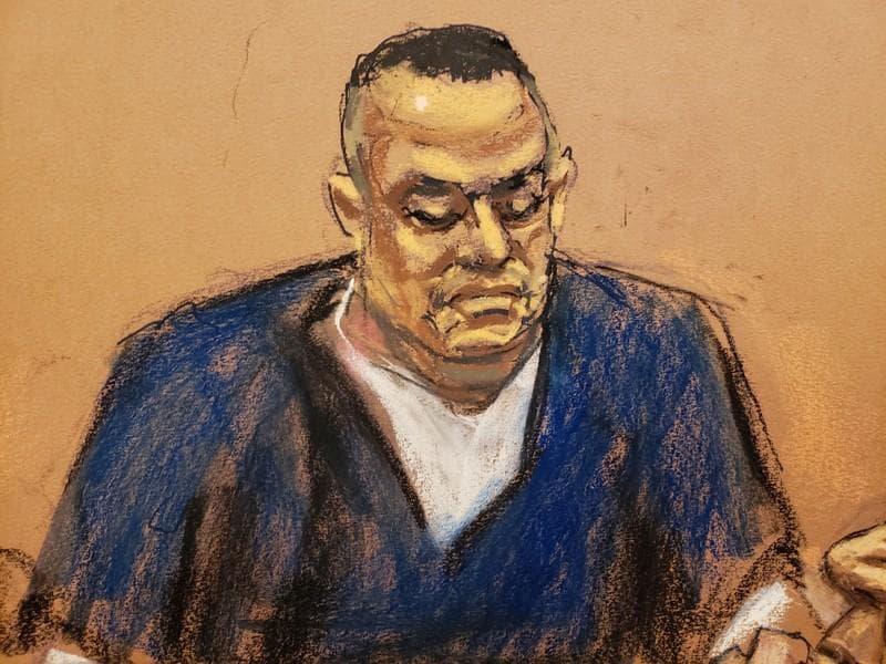 U.S. trial witness says he watched El Chapo murder three people