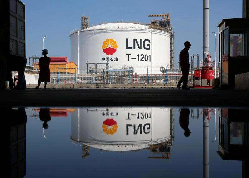 Global LNG: Asian prices down again, China resells cargo