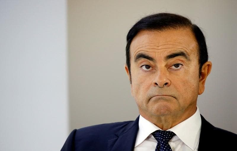 France warns against exorbitant payoff for ex-Renault boss Ghosn