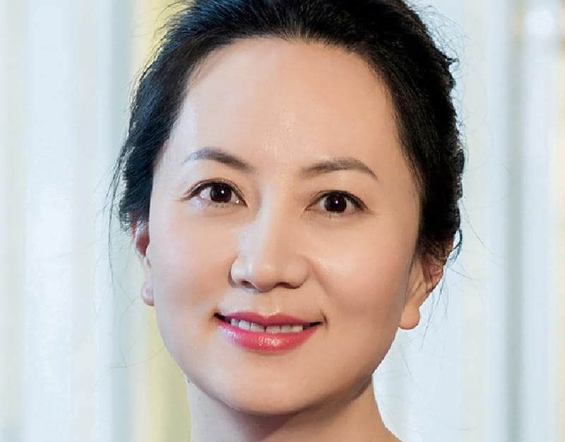 U.S. unseals indictments against Chinas Huawei and CFO Meng Wanzhou