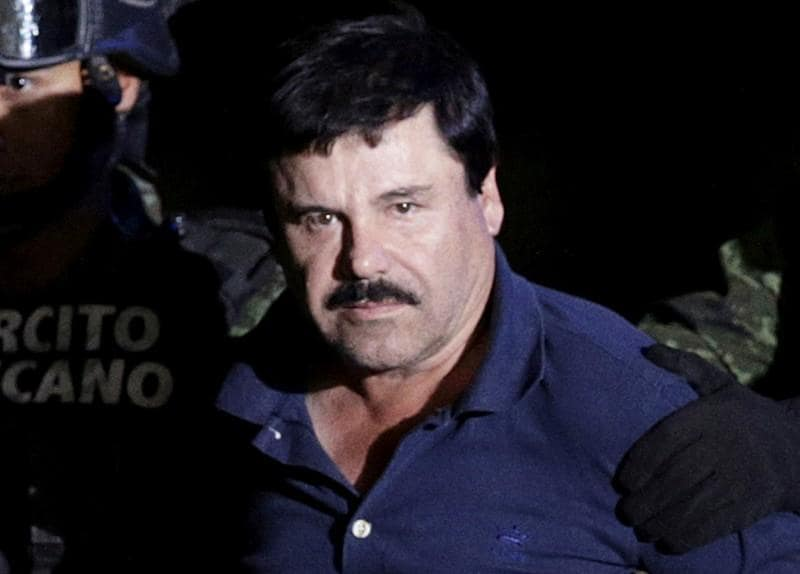 El Chapo says he will not testify in his own defense