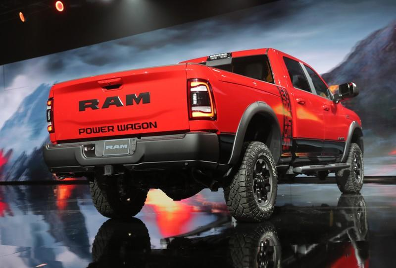 Fiat Chrysler receives U.S. approval to sell new Ram pickup
