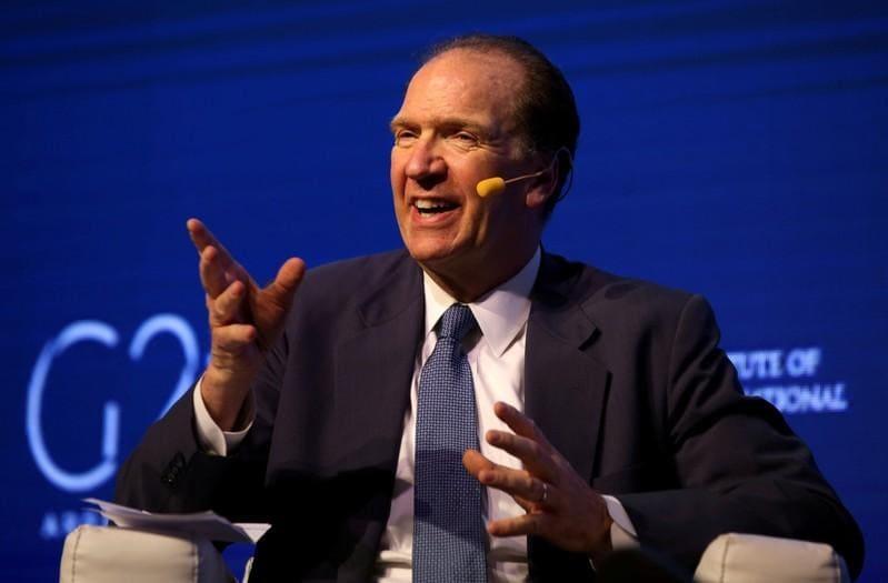 U.S. Treasurys Malpass is a finalist on Trumps list for World Bank - Bloomberg