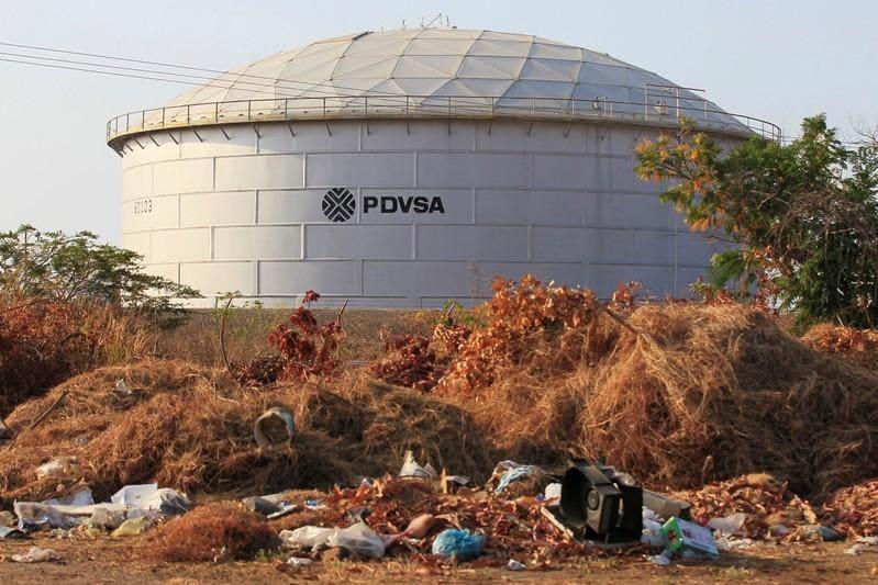 Venezuelan oil stuck at ports, PDVSA struggles to import fuel