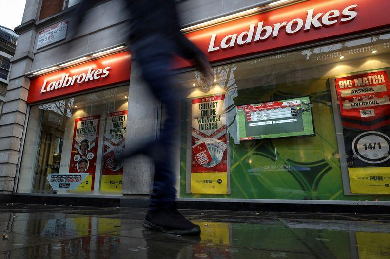 Ladbrokes owner says MGMs 11 billion takeover bet undervalues company