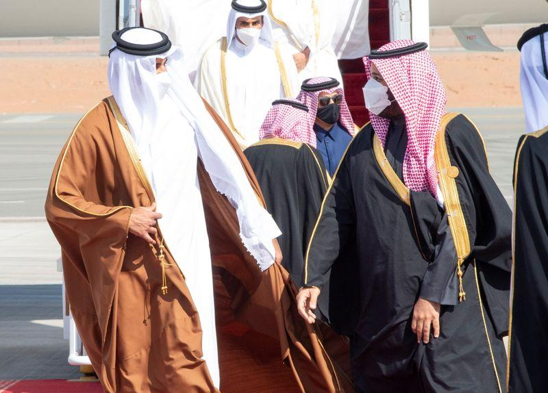 With eye on US ties Saudi Arabia leads pack on Gulf detente