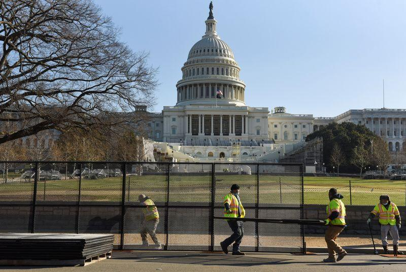 Failure at the top After US Capitol stormed security chiefs out