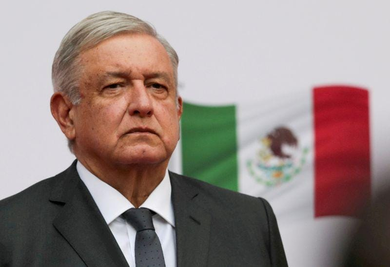 Mexican president chides arrogant Zuckerberg over Trump Facebook blocking