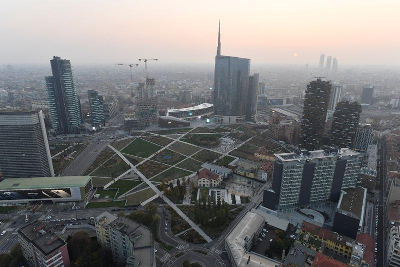Italy's Lombardy spars with government over virus data mishap - World News , Firstpost