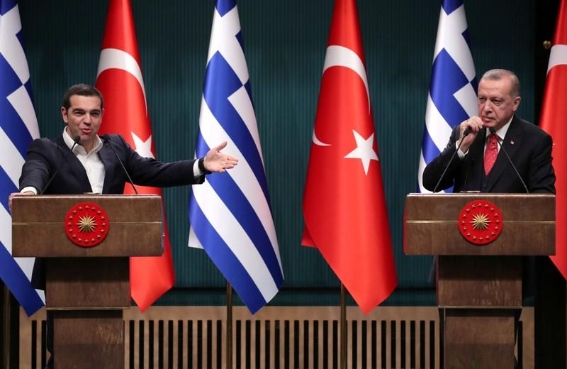 Erdogan says expects Greece to return eight Turkish soldiers with coup links