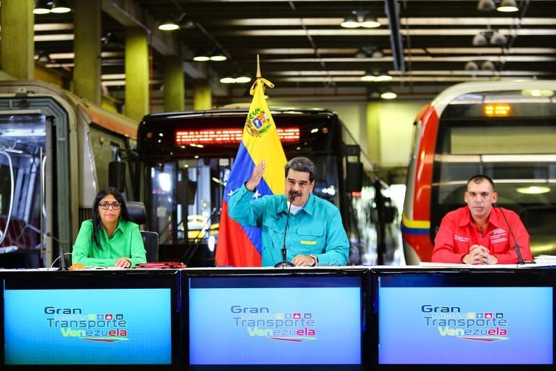 Venezuela opposition plans to get oil money from U.S. fund