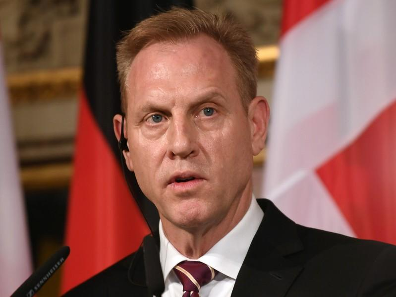 Acting Pentagon chief says committed to defeating IS, but allies sceptical