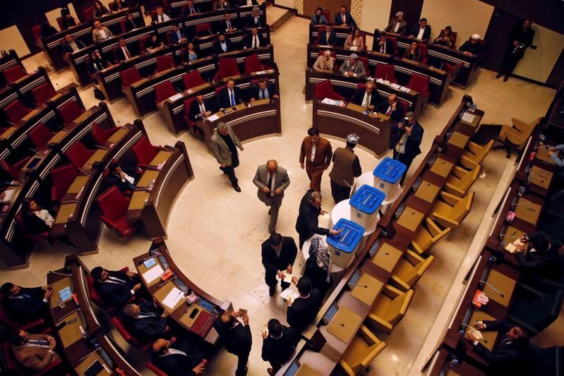 Iraqs Kurdish regional parliament elects interim speaker amid boycott