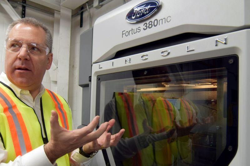 Ford shakes up top management promises faster turnaround