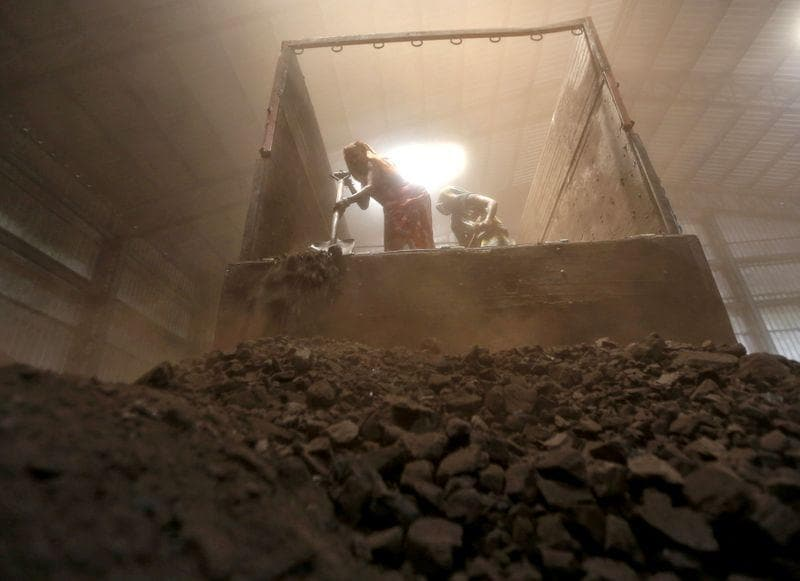 Indias annual coal power output falls for first time in a decade