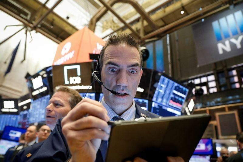 Wall St. bounce too little, too late as world stocks post shock weekly decline