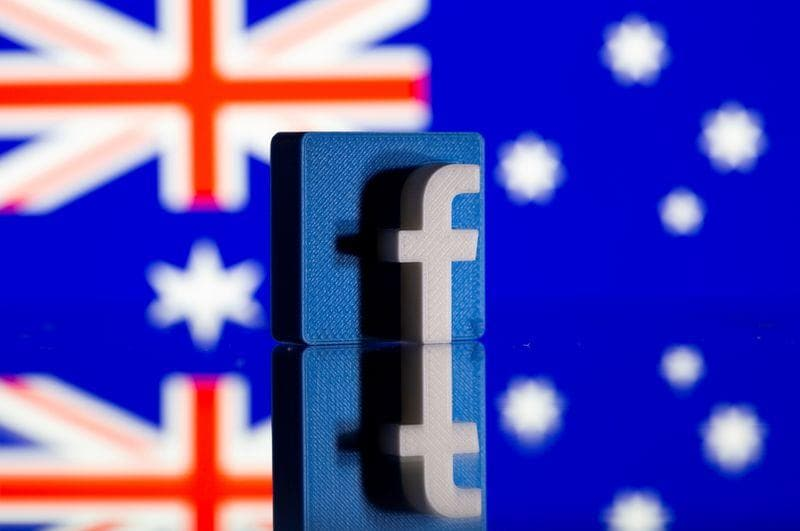 Facebook signs letter of intent with three Australian media firms